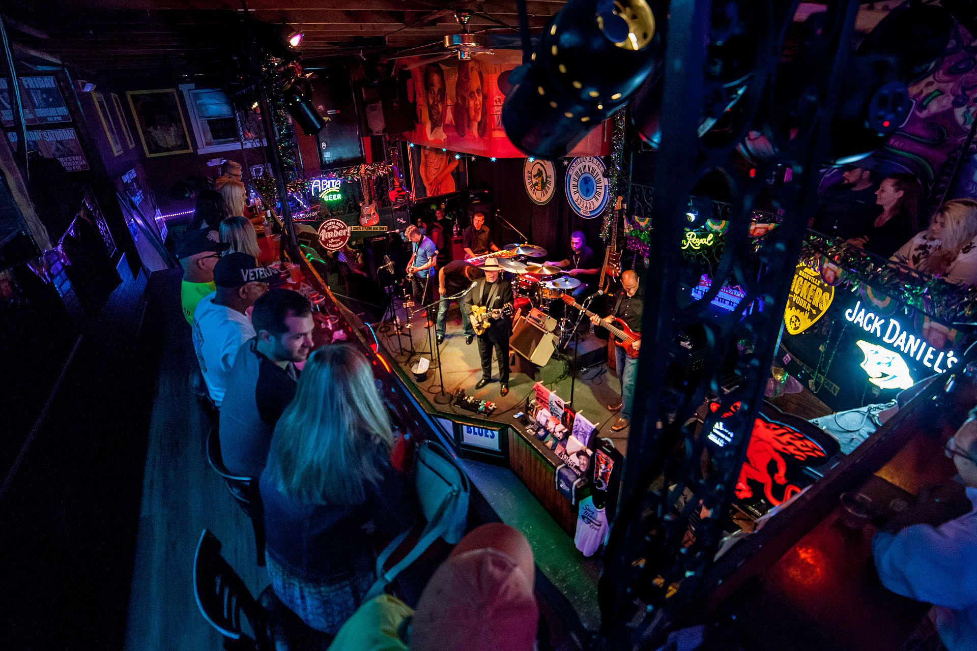 Stacy MItchhart Band at Bourbon Street Blues and Boogie Bar